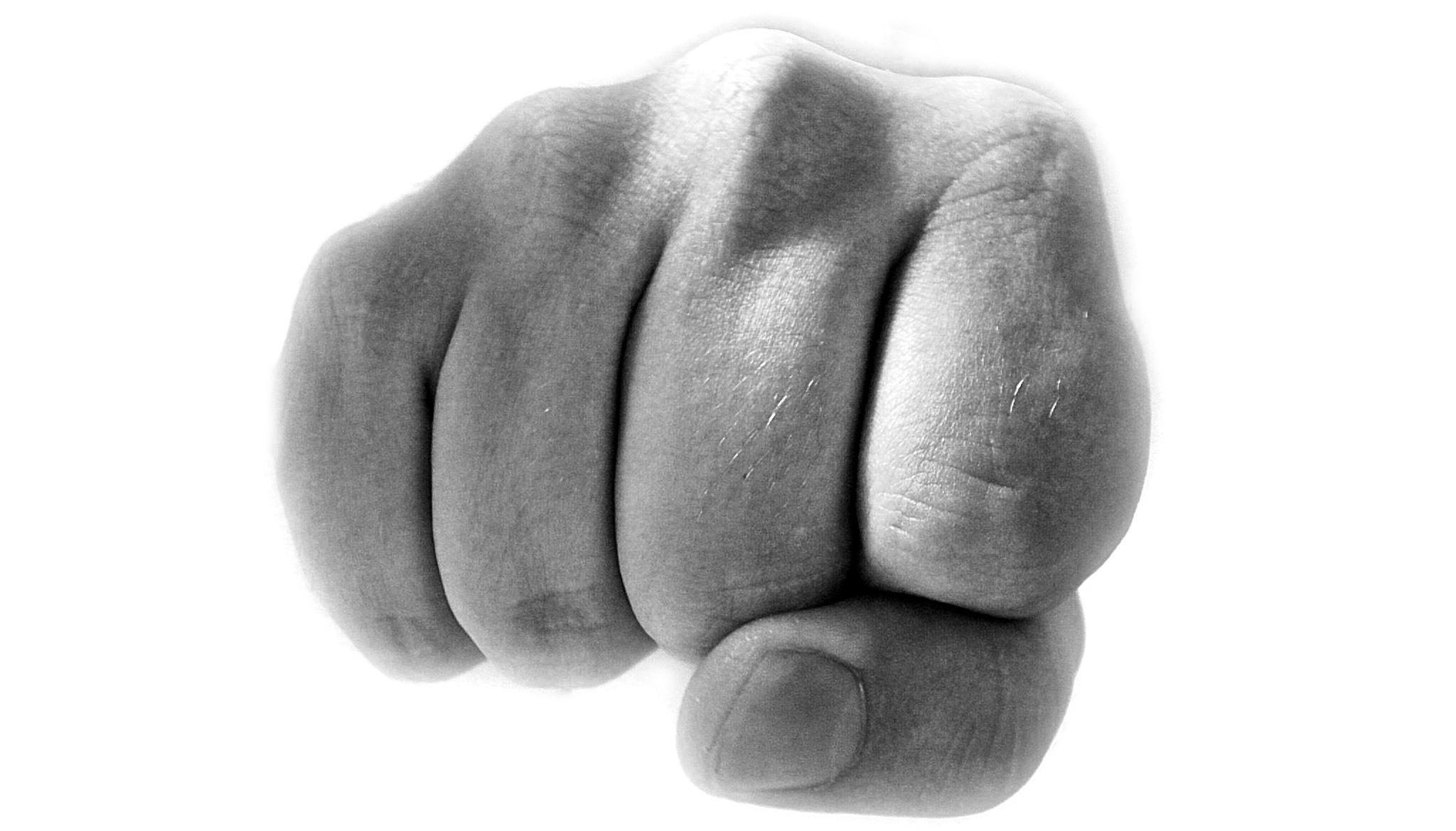 Фото русский кулак 1 фотография