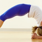 yoga backbend 150x150 30 Something Reasons to Get in Shape for 30 Something+ Year Olds......