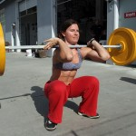 crossfit girl front squat 150x150 Metabolism   What it is & How you can make it work for you Part 9